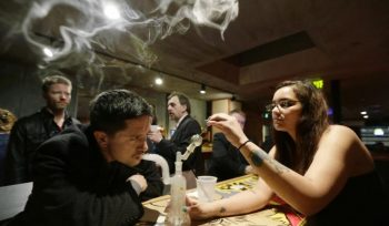 Weed Lounges Could Come to Oregon