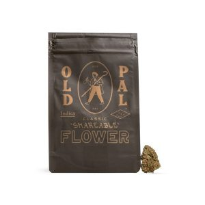Old Pal Flower Indica Blackberry fire Eighth Menucopy