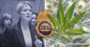 Previous DEA Spokeswoman: Pot is Safe plus the DEA Knows