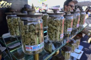 California might not exactly be biggest danger to Nevada marijuana market